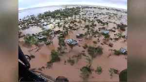 Thousands still need rescuing after African cyclone [Video]