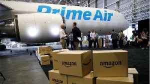 Amazon Air Pilots Earn 33% Less Than UPS And FedEx Pilots [Video]