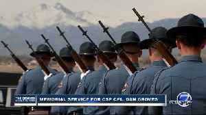 CSP Corporal Dan Groves honored with 21-gun salute [Video]