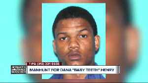 Detroit's Most Wanted: Rapper Dana 'BabyTeeth' Henry wanted for beating girlfriend with hammer [Video]