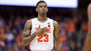Syracuse Suspends PG Frank Howard Indefinitely for 'Violation of Policy' [Video]