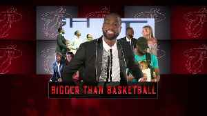 There Is Much More To Dwyane Wade Than What He Does On The Basketball Court [Video]
