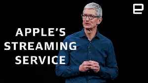 Apple's Streaming Service: What to Expect [Video]