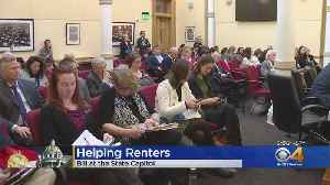 Bill Designed To Help Renters Amid Highest Eviction Rates In U.S. [Video]