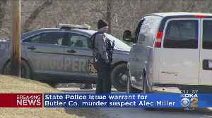 Police Issue Warrant For Suspect In Butler County Murder [Video]