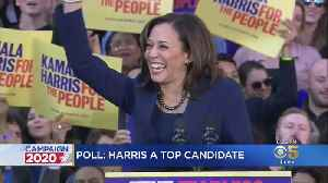 New Polls Confirm Kamala Harris Is A Top Dem. Candidate For 2020 [Video]