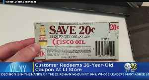Long Island Shopper Turns In 36-Year-Old Coupon [Video]