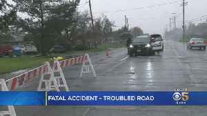 Latest Fatal Pedestrian Accident Raises Safety Questions On Road In Santa Rosa [Video]