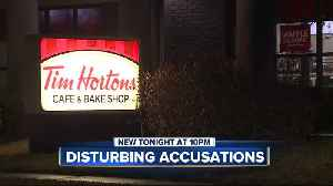 Fenton Tim Hortons employee accused of recording coworkers in restroom [Video]
