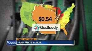 Gas prices are on the rise in southeast Wisconsin [Video]