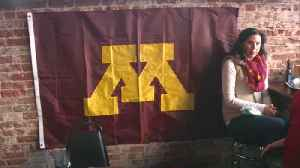 Gopher Fans Ready For Final Four Action [Video]