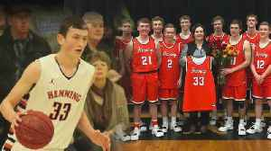 Jacob Quam's Memory Fuels Henning In State Tourney [Video]
