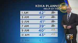 KDKA-TV Nightly Forecast (3/20) [Video]
