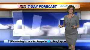 Jennifer's Thursday Forecast [Video]