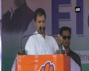 Congress will not allow BJP to introduce Citizenship Amendment Bill in Parliament Rahul Gandhi [Video]