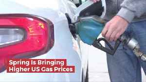 Spring And High Gas Prices Sadly Go Together [Video]