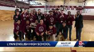 Wake Up Call from Lynn English High School [Video]