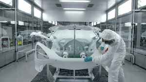 Production of McLaren cars [Video]