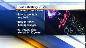 Sports betting at upstate NY casinos can begin in May [Video]