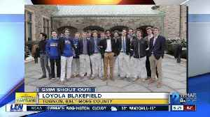 Good morning from Loyola Blakefield! [Video]