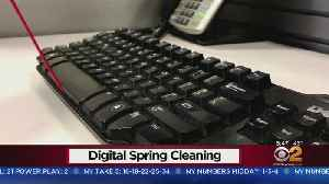 Eye On Cyber: Spring Cleaning [Video]