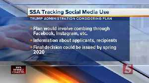 Social Security may use social media to evaluate disability claims [Video]