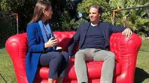 Portugal's ex-football star Nuno Gomes: 'We should promote unification of Europe' [Video]