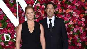 Amy Schumer Reveals Husband's Autism Diagnosis [Video]