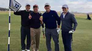 George W. Bush, 72, Scores His First Hole-In-One [Video]