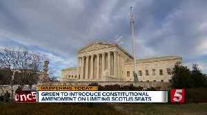 U.S. Rep. Mark Green wants to limit Supreme Court seats to nine [Video]