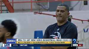 Morgan State Basketball coach's contract not renewed [Video]