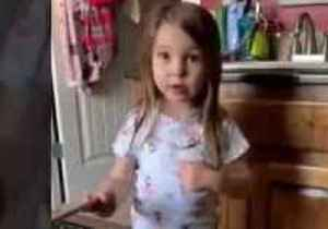 Little Girl Shows Mom Who's Boss in Hilarious Lecture [Video]