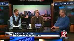 MorningLine: TV Biz- Your Favorite Shows P.4 [Video]