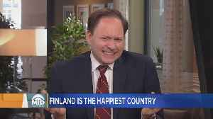 Finland Takes The Top Spot As Happiest Country In The World [Video]