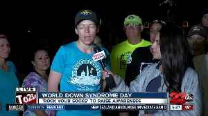 3.21 Miles for World Down Syndrome Day [Video]