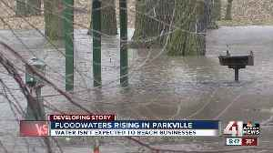 Missouri River in Parkville now expected to crest at 33.7 feet by Saturday [Video]