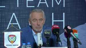 Van Marwijk says his only goal as coach of United Arab Emirates is World Cup qualification [Video]