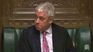 Brexit: MPs 'are not traitors', says Parliament Speaker [Video]