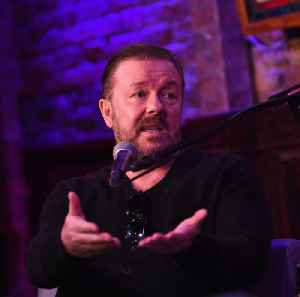 Ricky Gervais couldn't have been a successful comic in his 20s [Video]