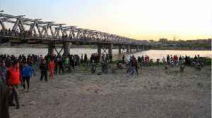 At Least 72 Killed As Overloaded Ferry Sinks In Iraq's Tigris River [Video]
