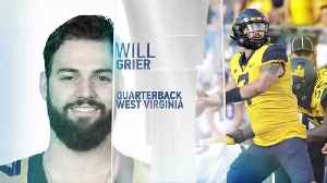 Best of West Virginia quarterback Will Grier's pro day [Video]