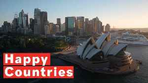 The 15 Happiest Countries In The World [Video]