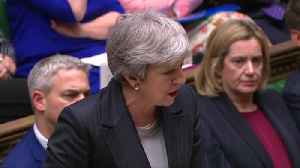News video: May asks Brussels for more time to Brexit