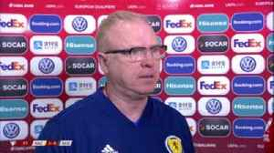 McLeish: Horrible start to campaign [Video]