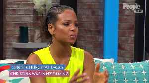 Christina Milian Reflects on Time Spent in New Zealand Filming New Netflix Film [Video]