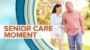 SENIOR CARE MOMENT: Help for caregivers for Alzheimer's and Dementia [Video]