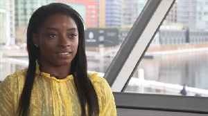Biles looks ahead to Tokyo positively after Nassar scandal [Video]