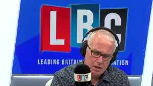 Eddie Mair's Brexit Tune For Theresa May [Video]