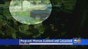 Two Arrested In Vicious Stabbing, Carjacking Of Pregnant Woman In Sunland [Video]