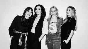Lily Travers, Nell Hudson, Kate Fleetwood and Anna Wilson-Jones chat to us about the new series of 'Victoria' [Video]